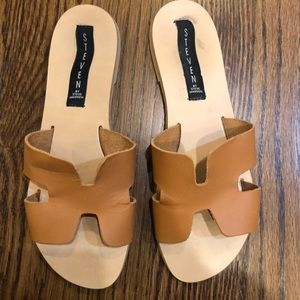 Steven by Steven Madden Greece Sandals Sz 8